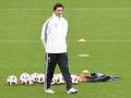 Реал провел первую тренировку под руководством Солари