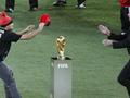 Фаната, который пытался дотронуться до Кубка мира, будут судить