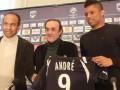 Андре: Готов на все, кроме возвращения в Украину