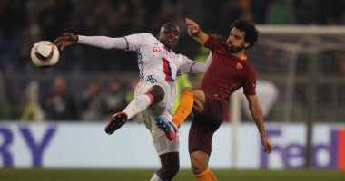 Рома - Лион 2:1 Видео голов и обзор матча Лиги Европы
