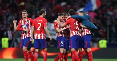 Атлетико – Арсенал 1:0 видео гола и обзор матча