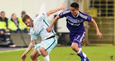 Андерлехт - Зенит 2:0 Видео голов и обзор матча Лиги Европы