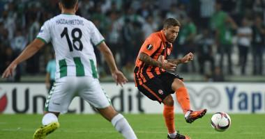Коньяспор – Шахтер 0:1 Видео гола и обзор матча Лиги Европы