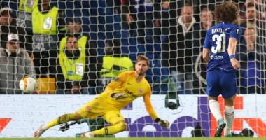 Челси - Айнтрахт 1:1 (4:3 по пен.) видео голов и обзор матча Лиги Европы