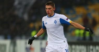 Миколенко принес извинения болельщикам за игру Динамо