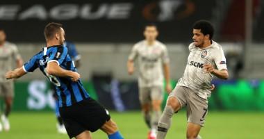 Интер - Шахтер: 5:0 видео голов и обзор матча Лиги Европы