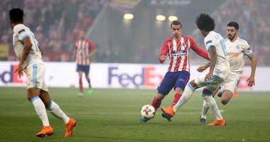 Марсель – Атлетико 0:3 видео голов и обзор финала Лиги Европы