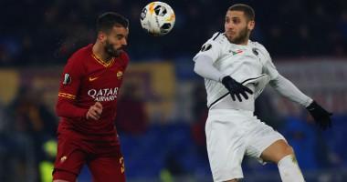 Рома - Вольфсберг 2:2 видео голов и обзор матча Лиги Европы