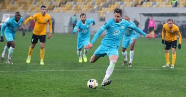 Александрия - Вольфсбург 0:1 видео гола и обзор матча Лиги Европы