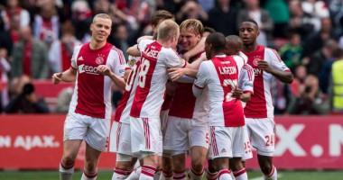 Аякс - Копенгаген 2:0 Видео голов и обзор матча Лиги Европы