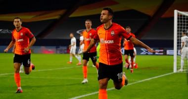 Шахтер - Базель 4:1 видео голов и обзор матча Лиги Европы