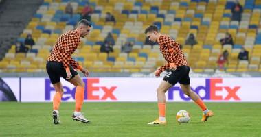 Шахтер - Маккаби Тель-Авив 1:0 видео гола и обзор матча Лиги Европы