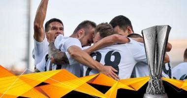 Заря - ЦСКА София: видео онлайн трансляция матча Лиги Европы
