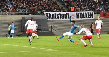 РБ Лейпциг – Наполи 0:2 видео голов и обзор матча