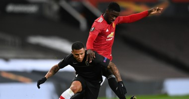 Манчестер Юнайтед - Гранада 2:0 видео голов и обзор матча Лиги Европы
