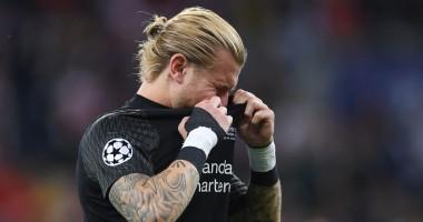 Кариус допустил очередной ляп в матче Лиги Европы