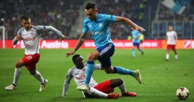 Зальцбург – Марсель 2:1 видео голов и обзор матча