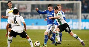 Шальке 04  Боруссия  М 1:1 Видео голов и обзор матча Лиги Европы
