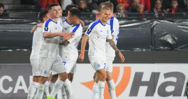 Ренн – Динамо 1:2 видео голов и обзор матча Лиги Европы