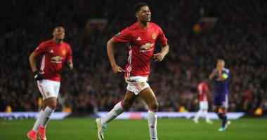 Манчестер Юнайтед - Андерлехт 2:1 Видео голов и обзор матча Лиги Европы