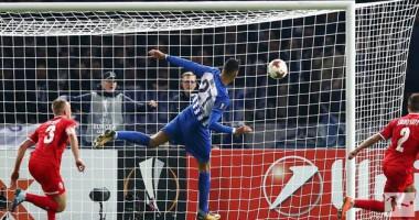 Герта - Заря 2:0 видео голов и обзор матча Лиги Европы