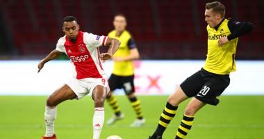Аякс - Янг Бойз 3:0 Видео голов и обзор матча Лиги Европы
