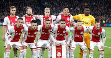 Аякс - Хетафе 2:1 видео голов и обзор матча Лиги Европы