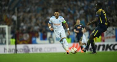 Марсель – РБ Лейпциг 5:2 видео голов и обзор матча Лиги Европы