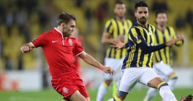 Фенербахче - Заря 2:0 Видео голов и обзор матча Лиги Европы