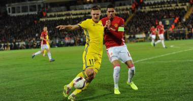 Ростов — Манчестер Юнайтед 1:1 Видео голов и обзор матча