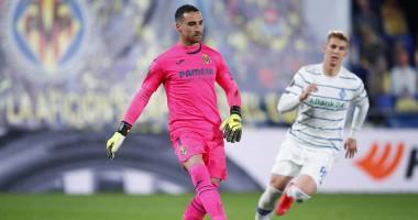 Вильярреал - Динамо 2:0 видео голов и обзор матча Лиги Европы
