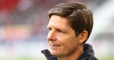 Главный тренер Вольфсбурга присутствовал на матче Колос - Шахтер