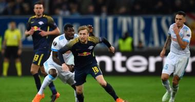 Марсель – Зальцбург 2:0 видео голов и обзор матча Лиги Европы