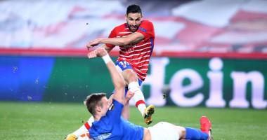Гранада - Мольде 2:0 Видео голов и обзор матча Лиги Европы