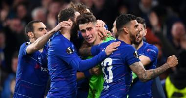 УЕФА представил команду недели Лиги Европы