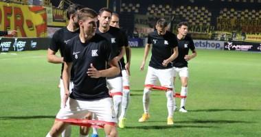 Арис - Колос 1:2 видео голов и обзор матча квалификации Лиги Европы