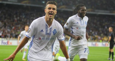 Динамо – Скендербеу 3:1 видео голов и обзор матча Лиги Европы