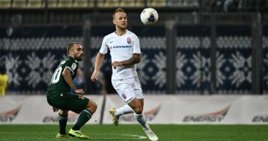 Заря - Эспаньол 2:2 видео голов и обзор матча Лиги Европы