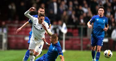 Копенгаген - Динамо Киев 1:1 видео голов и обзор матча Лиги Европы