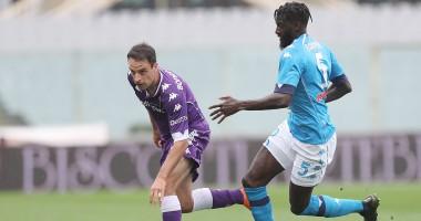 Фиорентина — Наполи 0:2 видео голов и обзор матча чемпионата Италии