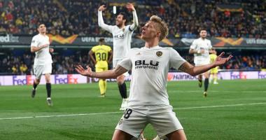 Вильярреал - Валенсия 1:3 видео голов и обзор матча ЛЕ