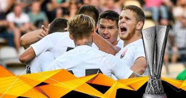 ЦСКА София - Заря: видео онлайн трансляция матча Лиги Европы