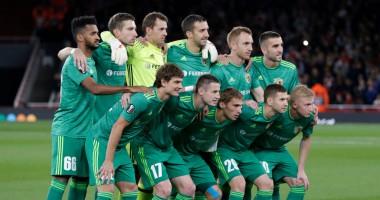 Ворскла - Спортинг 1:2 видео голов и обзор матча Лиги Европы