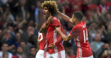 Манчестер Юнайтед - Сельта 1:1 Видео голов и обзор матча Лиги Европы