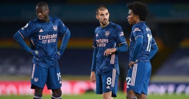 Мольде - Арсенал 0:3 Видео голов и обзор матча