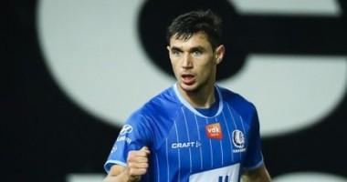 Яремчук забил огненный гол в ворота Вольфсбурга