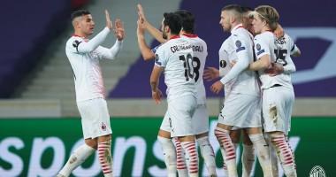 Лилль - Милан 1:1 Видео голов и обзор матча