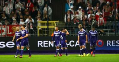 Андерлехт - Майнц 6:1 Видео голов и обзор матча Лиги Европы