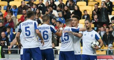Динамо отправилось в Швейцарию на матч с Лугано