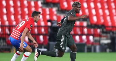 Гранада — Манчестер Юнайтед 0:2 видеообзор матча четвертьфинала Лиги Европы